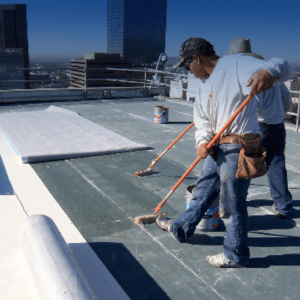 Edmonds Torchdown Commercial Roofing Repair