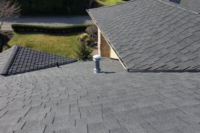Residential New Roof Replacement Edmonds