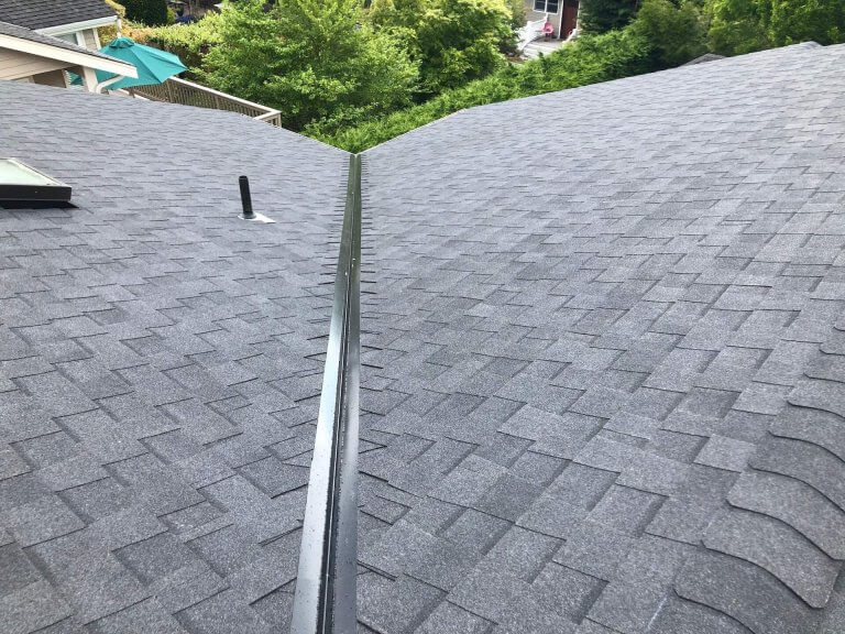 Composition Reroof In Edmonds Wa Addicott Roofing
