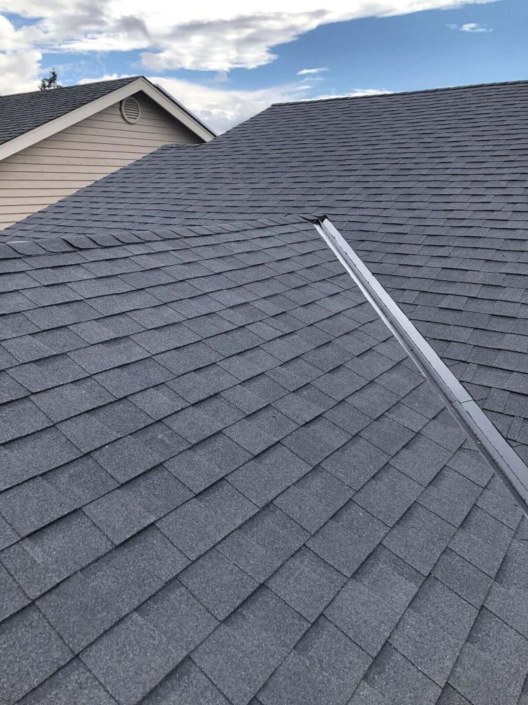 Composition Reroof in Edmonds, WA