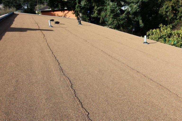 GRANULATED TORCHDOWN REROOF IN EDMONDS, WA