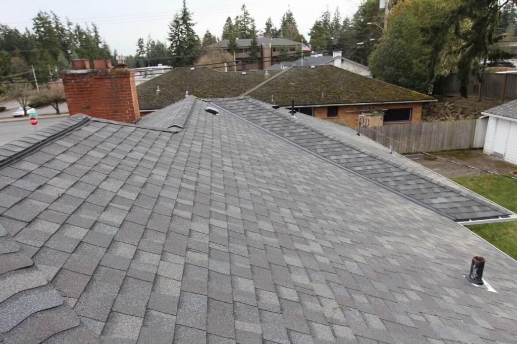 COMPOSITION REROOF IN LYNNWOOD, WA