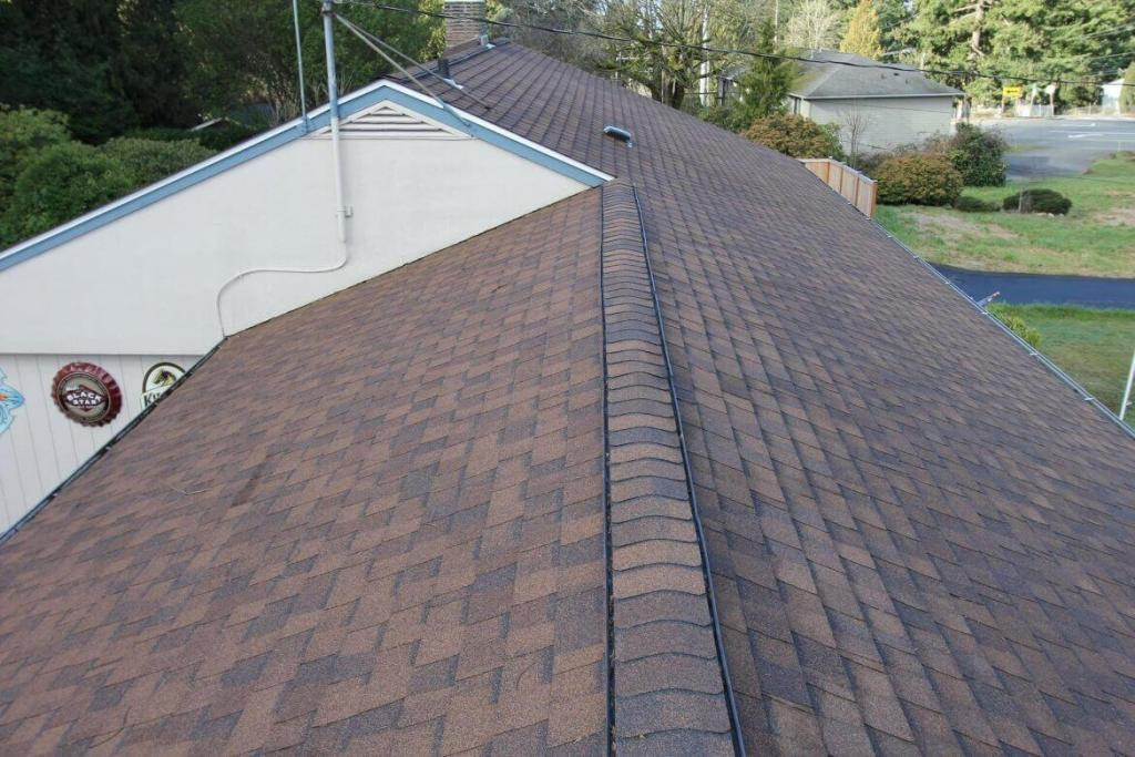 Roofing Contractor, Lynnwood. Composition Shingles